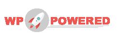 WP Powered Theme Based Responsive Websites Logo