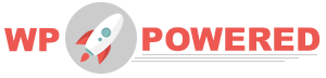 WP Powered Theme Based Responsive Websites Logo